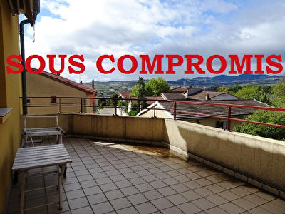 Appartement Messimy 2 pièce(s) 56 m2